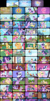 My Little Pony Episode 1 Tele-Snaps