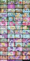 My Little Pony Episode 3 Tele-Snaps by MDKartoons