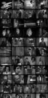 The Daleks Episode 2 Tele-Snaps by MDKartoons