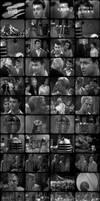 The Daleks Episode 5 Tele-Snaps by MDKartoons