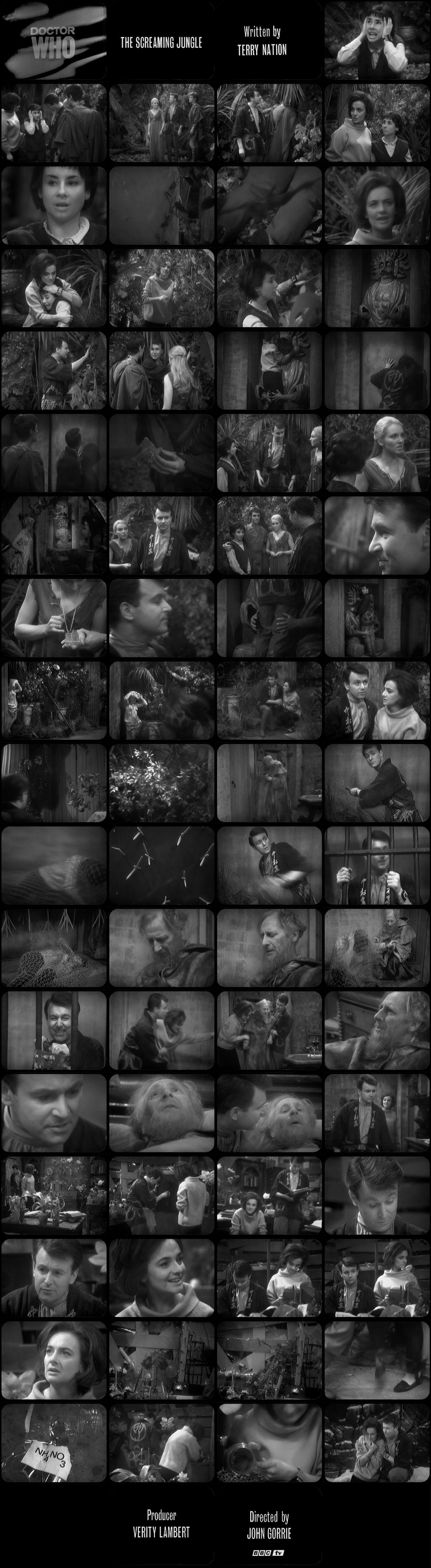The Keys of Marinus Episode 3 Tele-Snaps