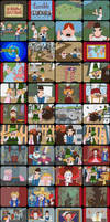 Horrible Histories Episode 1 Tele-Snaps