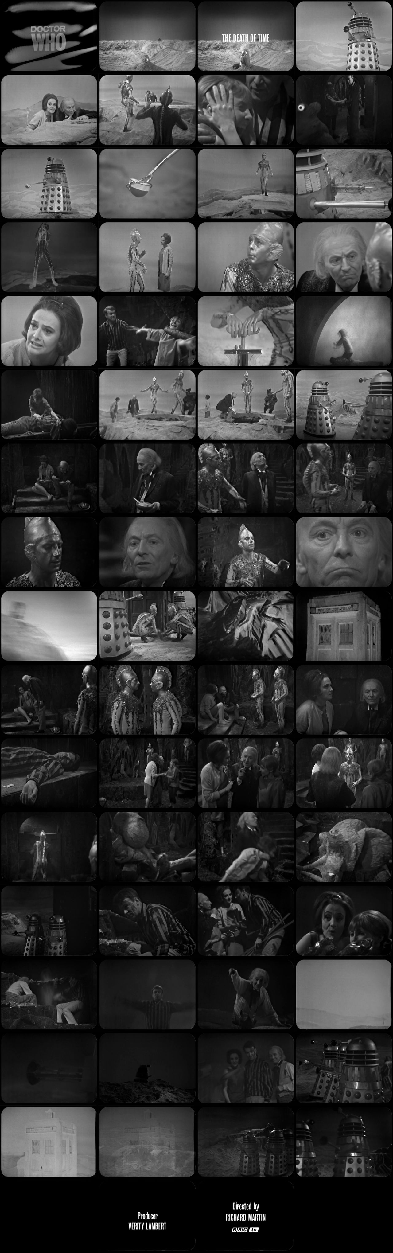 The Chase Episode 2 Tele-Snaps