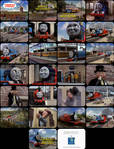 Thomas and Friends Episode 10 Tele-Snaps