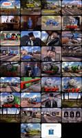 Thomas and Friends Episode 16 Tele-Snaps