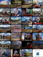 Thomas and Friends Episode 24 Tele-Snaps by MDKartoons