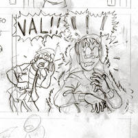 VG Bros Comic - Coming Soon