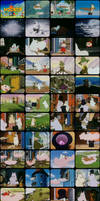 Moomin Episode 1 Tele-Snaps