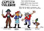 Captain Violence (2015)