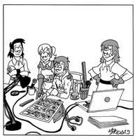 New Deviant ID by MDKartoons