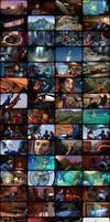 Thunderbirds Are Go Episode 7 Tele-Snaps