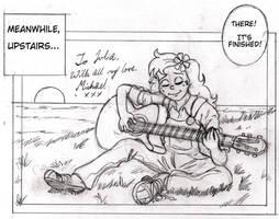 Julia Farnsworth (Pieutira WIP) by MDKartoons