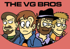 VG Bros Logo by MDKartoons