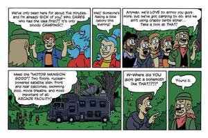 Crappy Campers - Part 10 by MDKartoons