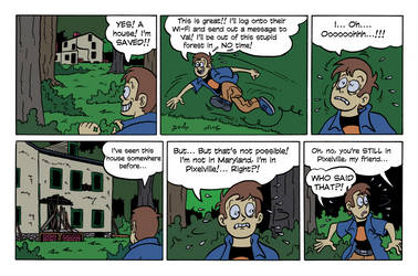 Crappy Campers - Part 22 by MDKartoons