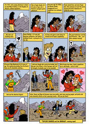 Taylor Zander and the Baraja, Coming Soon... by MDKartoons