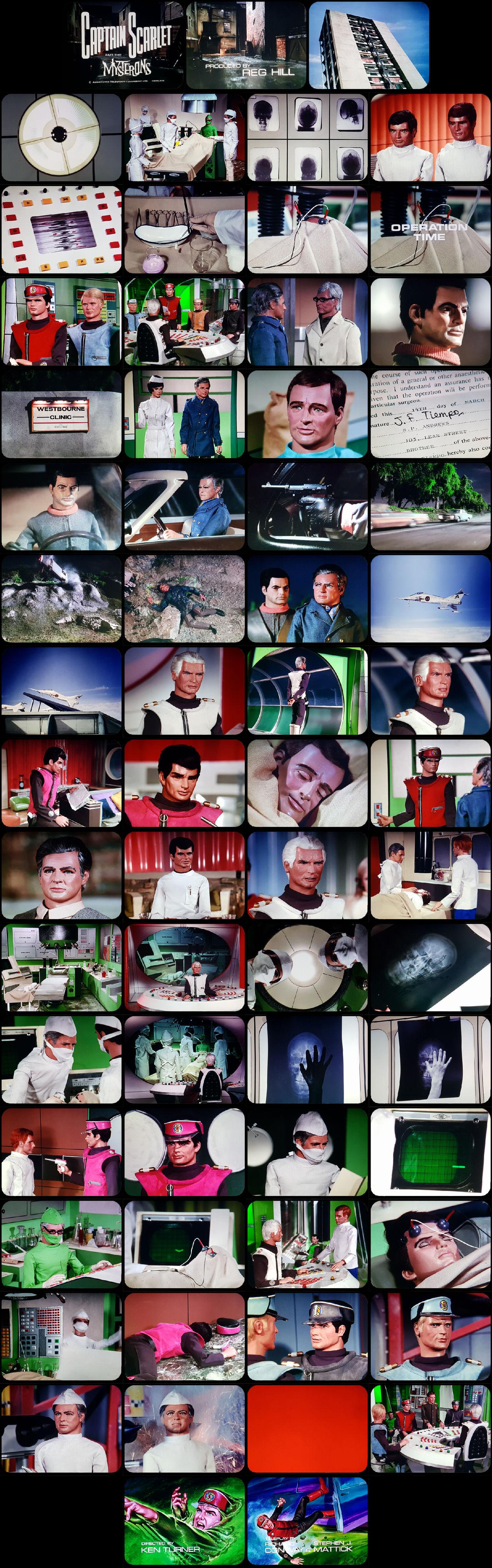 Captain Scarlet Episode 6 Tele-Snaps (REDONE)