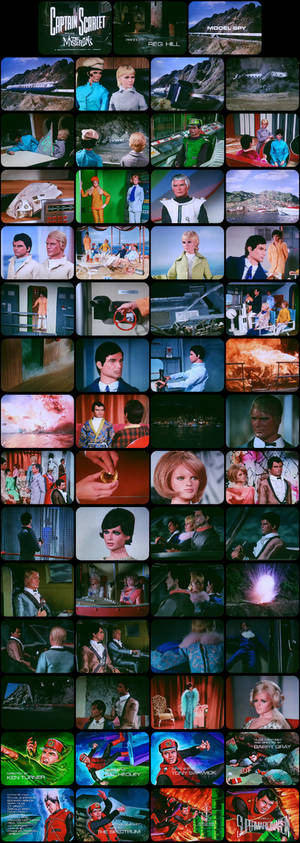 Captain Scarlet Episode 18 Tele-Snaps