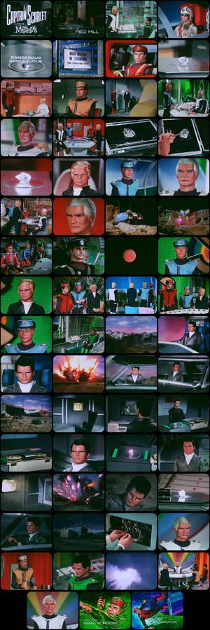 Captain Scarlet Episode 20 Tele-Snaps