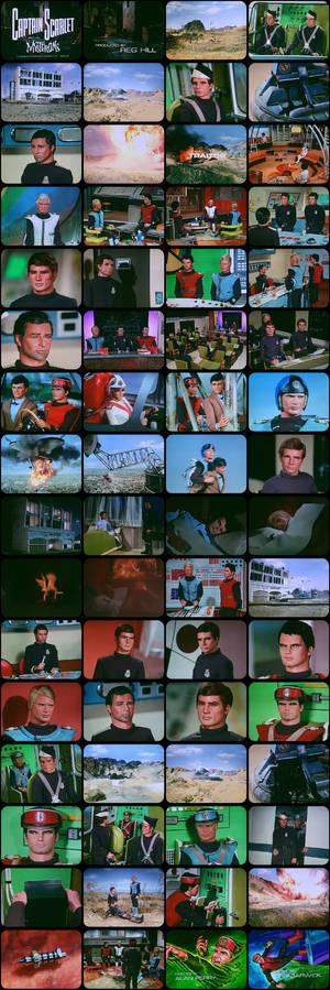 Captain Scarlet Episode 22 Tele-Snaps