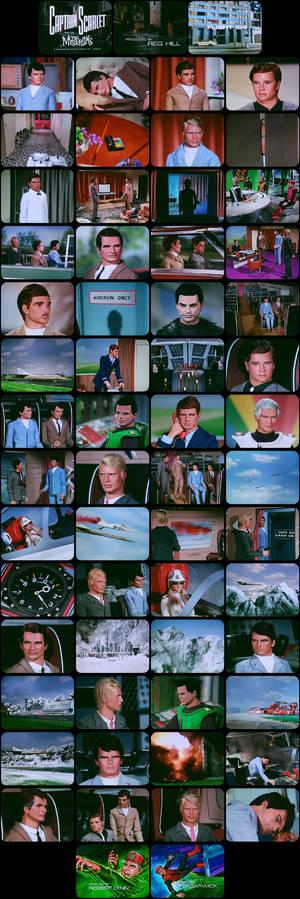 Captain Scarlet Episode 24 Tele-Snaps