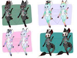 Twin Deer Adopts(OPEN)