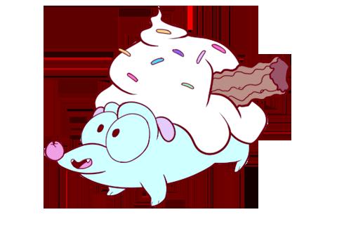 Dessertdog by goasthed