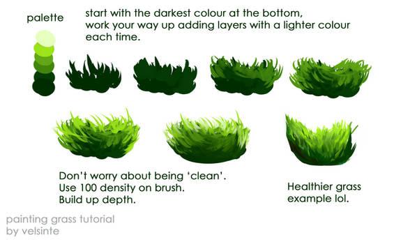 Tutorial - Grass