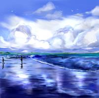 Reflection by Velsinte