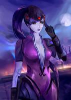 Overwatch - Widowmaker by Velsinte