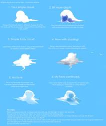Tutorial - Clouds by Velsinte