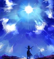 Catch the light by Velsinte