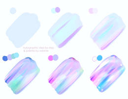 Tutorial - Holographic by Velsinte