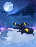 Pokemon Umbreon by Velsinte