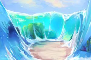 Moana water by Velsinte