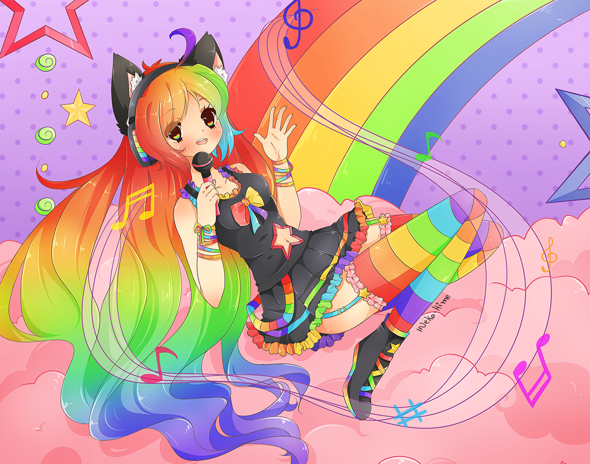 .Idol BabyDoll. by lNeko-Hime