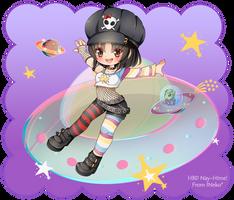 .HBD Nay-Hime!. by lNeko-Hime