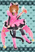 .Cardcaptor Sakura. by lNeko-Hime
