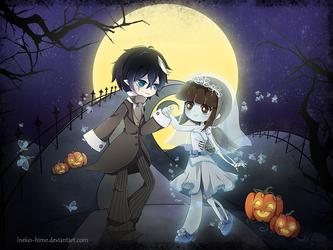 .Halloween 2014. by lNeko-Hime