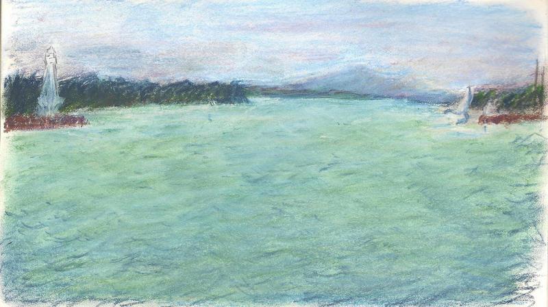 Lac Leman by DevonianFossil