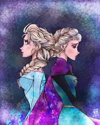 Elsa by Myn1990