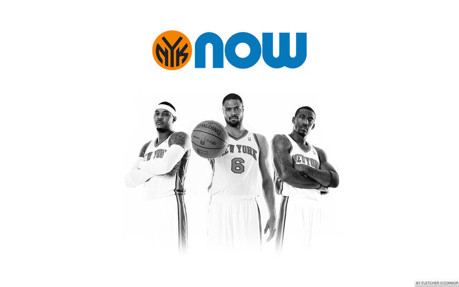 Knicks NOW by Mrfletch1000