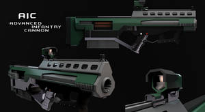 Meet the Advanced Infantry Cannon