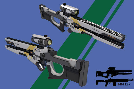 Sirius X10 Railgun