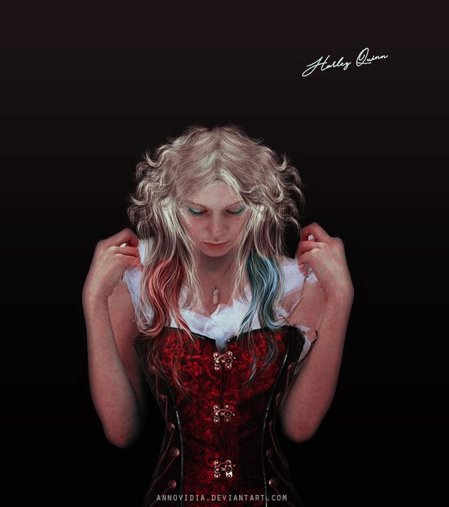 Harley Quinn by AnnOvidia