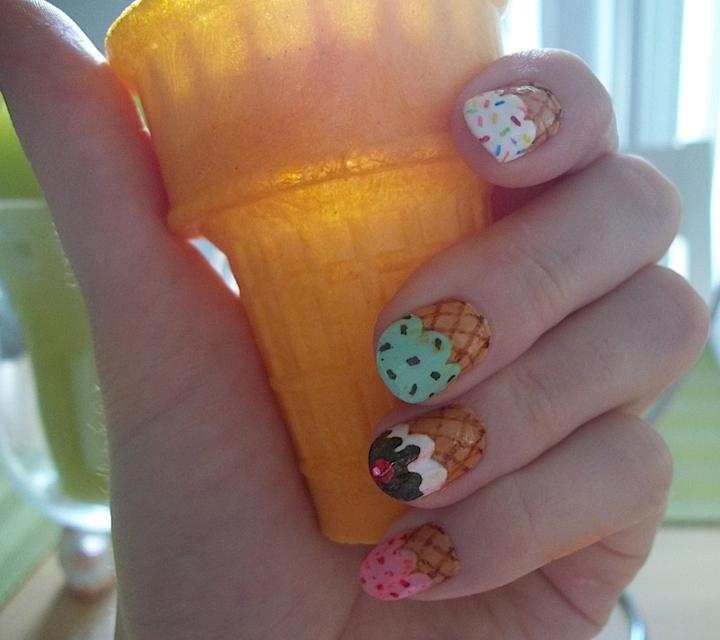 Icecream Nails!