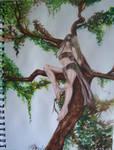 Tarzana in a Tree