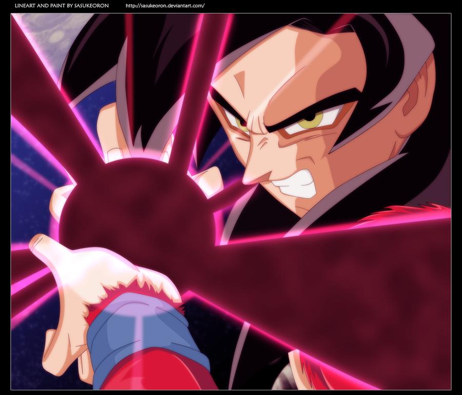 Naruto Y Sasuke 486 By Silverkeeper01 On Deviantart: Goku Ss4 By Sasukeoron On DeviantArt