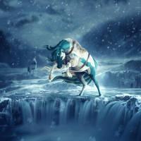 WINTER WOLF by Nikkayla