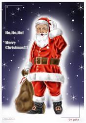 Merry X-mas everybody